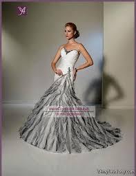 white and grey wedding dress grey and white wedding dress 2016 2017 b2b fashion