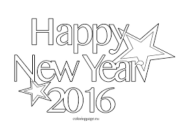 happy new year preschool coloring pages best happy new year 6 printable coloring pages free printable free