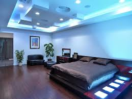 Dark Blue Bedroom by Artistic Cream Blue Modern Bedroom Decor Using Blue Bedding Also