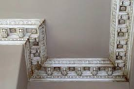 decorative molding crown molding chair rail plaster millwork