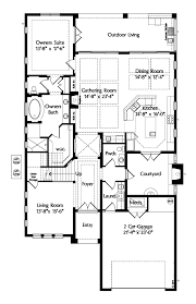 house plan 74293 at familyhomeplans com mediterranean house plan 74293 level one