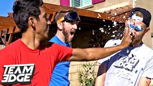 lawn darts punishment challenge youtube