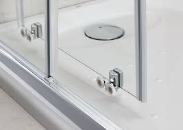 sliding shower screen for alcoves ura 2 roca
