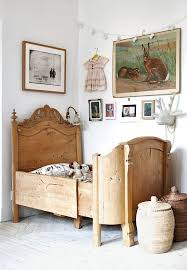 Best 25 Simple Wood Bed by Bedroom Wonderful Best 25 Antique Beds Ideas On Pinterest Painted