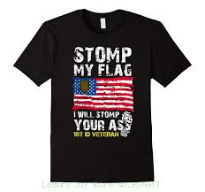 Custom 3x5 Flags High Quality Custom Printed Tops Hipster Tees T Shirt 1st Infantry
