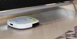 deebot slim vacuum cleaning robot ecovacs