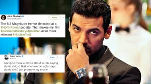 john abraham archives daily social