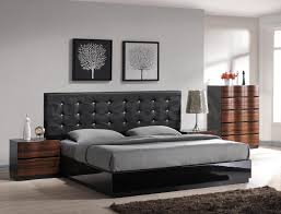 Contemporary Platform Bed Bed Frames Wallpaper Full Hd Leather Bed Frame Queen