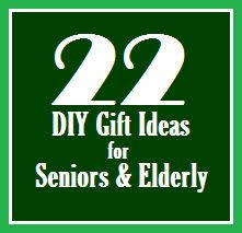 senior citizens gifts seniors make it easier for your children to help