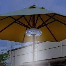 solar powered umbrella lights patio led patio umbrella portable bright outdoor led patio
