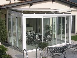 chiudere veranda a vetri verande in vetro pergole verande giardino e pergole