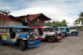 philippine jeepney inside everett comstock the philippines