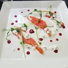 cours cuisine la rochelle gravelax de saumon à l atelier des cousins la rochelle guide