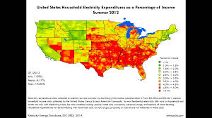 Average Electric Bill For A 4 Bedroom House Electricity Bills As A Percentage Of Household Income Youtube