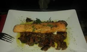 la cuisine du web le pave de salmon ร ปถ ายของ la cantine du 18 ปาร ส tripadvisor