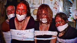 13 haunted houses that will make you crap your pants