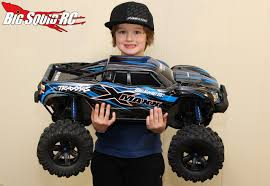 real monster truck videos unboxing the traxxas x maxx monster truck big squid rc u2013 news