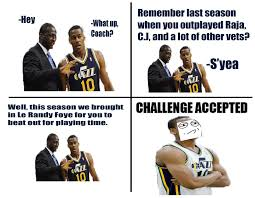 Old Time Meme - nba season previews 2012 2013 utah jazz storylines memes part