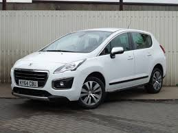 peugeot lease scheme used peugeot 3008 cars for sale used peugeot 3008 offers and deals