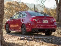 2017 Subaru Wrx Base 4 Dr Sedan At Peterborough Subaru