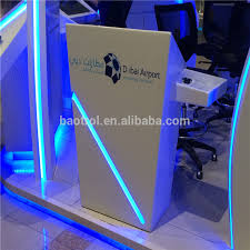 podium style reception desk hotel reception desk podium suppliers with regard to design 10