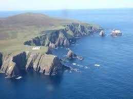 walk report fair isle shetland walkhighlands