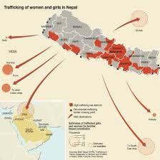 Human Trafficking Estimates by Human Trafficking Nepal Earthquake Studies
