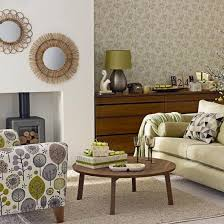 Patterned Chairs Living Room Carameloffers - Living room chairs uk