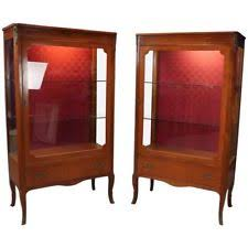 Cabinet Shops Near Me by Antique Curio Cabinet Ebay