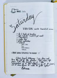 daily layout bullet journal 8 daily bullet journal layout ideas for your planner