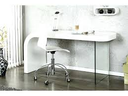 bureau design noir laqué bureau design blanc et noir laque amovible max cleanemailsfor me