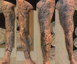 sleeve metallica tattoo