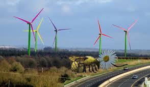 Windart Wind Turbine Construction