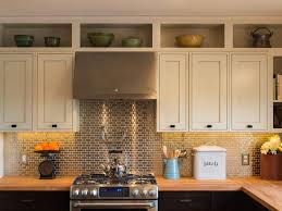 Kitchen Cabinets Open Shelving The Kitchen Is The Heart Of This Home Open Shelving Glass And