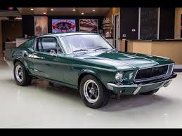 69 ford mustang fastback for sale 1968 ford mustang fastback bullitt for sale