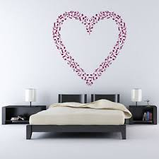 girls bedroom wall decals love heart wall sticker music notes wall decal girls bedroom