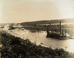 cape cod canal u0027s 100th anniversary then and now