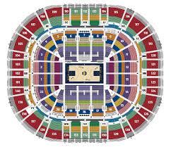 Key Arena Floor Plan Utah Jazz Seating Map Utah Jazz