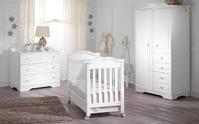 chambre bébé blanche pas cher chambre blanc bois â photos de design d intã rieur et dã coration