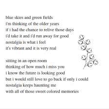 bedroom lyrics nostalgic feel bedroom lyrics nostalgia poem words to live by