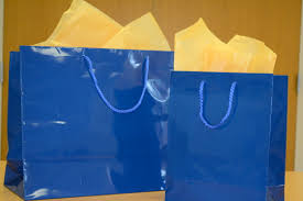blue gift bags gifts ucla school of management