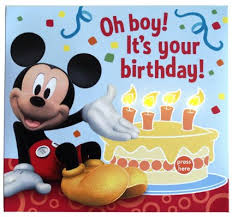 mickey mouse birthday mickey mouse birthday card gangcraft mickey mouse birthday card