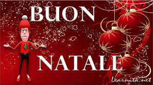 merry in italian language