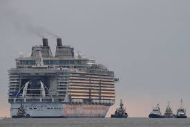 the largest cruise ship in the world best photo site