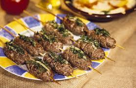 livre cuisine libanaise recette du kafta michouiyé