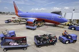 southwest airlines seeks more revenue but rules out bag fees la