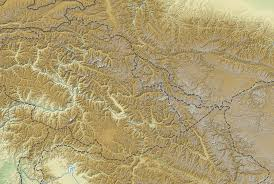 Karakorum On Map File Karakoram Location Map Png Wikimedia Commons