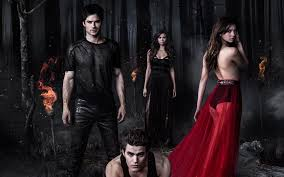 the cw renews five dramas including the vampire diaries and reign