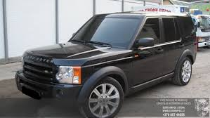 land rover car discovery land rover discovery 2007 2 7 mechaninė 4 5 d 2015 9 25 a2385