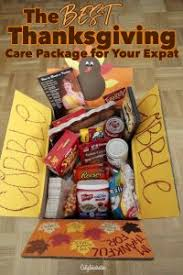 the best thanksgiving care package california globetrotter